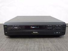Toshiba SD2805 5-Disc Carousel DVD CD Player Changer, No Remote /5B3