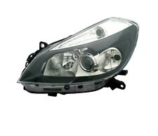 RENAULT CLIO III 2005-2009 BLACK VP836L LEFT HEADLIGHT RHT