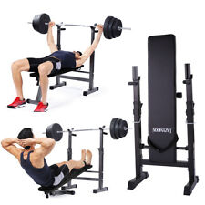 Weight Lifting Bench Body Workout Home Exercise Benches Adjustable