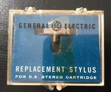 RARE VINTAGE NOS GENERAL ELECTRIC ST-7S MONO & STEREO 0.7MIL REPLACEMENT STYLUS