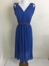 Asia Maxi Womens Dress Goddess Worthy New Size S / M