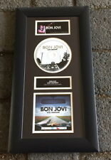 Bon Jovi - Lost Highway - CD Presentation Award + COA Zertifikat ! kein RIAA