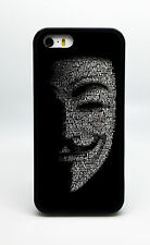GUY FOX GUY FAWKES V VENDETTA PHONE CASE COVER FOR IPHONE 7 6S 6 PLUS 5C 5S 5 4