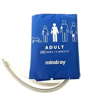 Mindray Reusable Adult Blood Pressure Cuff REF 0683-15-0003-01  25-35cm