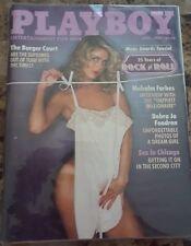 Playboy Magazine April 1979 - Debra Jo Fondren, Missy Cleveland, Disco Queens