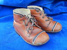 CHAUSSURES ANCIENNES POUR ENFANT / Old shoes for children - VINTAGE !