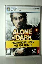 ALONE IN THE DARK DISCO PROMO NUOVO SIGILLATO PC DVD VERSIONE INGLESE GD1 42059