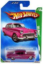 2009 Hot Wheels Treasure Hunt #52 '55 Chevy