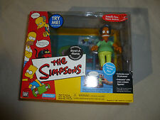 NEW SIMPSONS INTERACTIVE BOWL-A-RAMA ENVIRONMENT INTELLI-TRONIC PIN PAL APU NIB