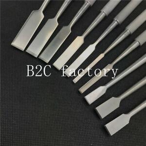 Stainless steel Bone Osteotomes,Osseous Knife Veterinary Orthopedics Instruments