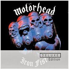 Motorhead - Iron Fist Deluxe Edition NEW 2 x CD