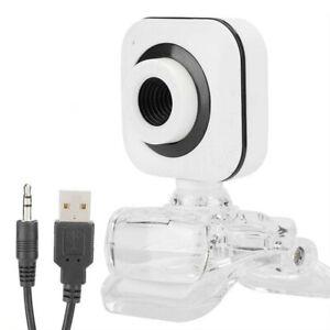 WEBCAM HD 720P CON MICROFONO INTEGRATO SMART WORKING SKYPE VIDEO CAMERA PC
