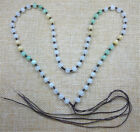 NEW 100 Natural Green Jade Jadeite Beads Make Necklaces 6.5MM