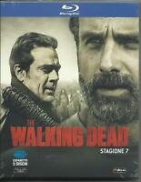 The Walking Dead - Stagione 7 - Cofanetto Con 5 Blu Ray - Nuovo