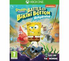 XBOX ONE Spongebob Squarepants: Battle for Bikini Bottom Rehydrated - Currys