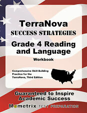 TerraNova Success Strategies Grade 4 Reading and Language Workbook
