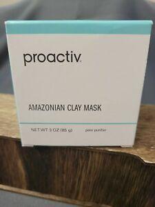 Proactiv Pore Purifier Amazonian Clay Mask Net Wt 3 Oz (85 g) New