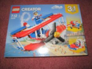 LEGO CREATOR DAREDEVIL STUNT PLANE 3IN1 31076 - NEW/BOXED/SEALED