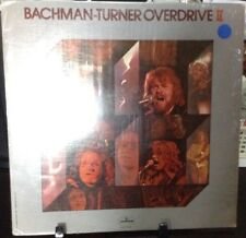 Bachman–Turner Overdrive II Released 1973 Vinyl/Record Album US pressed