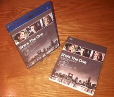 SHE'S THE ONE Blu-ray US import region a free abc (rare OOP slipcover slipcase)