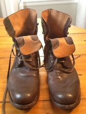 John Varvatos  mens boots - Hand Made In Italy 11.5