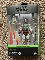 Star Wars The Black Series Boba Fett 6 Inch Deluxe Return Of The Jedi NEW