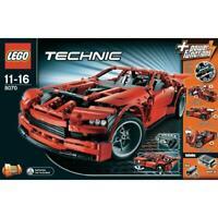 LEGO 8070 TECHNIC 2 IN 1  SUPERCAR   11 - 16 ANNI  FUORI CATALOGO  ART  8070