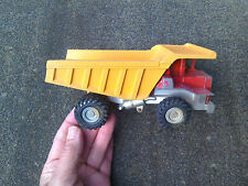 Dinky Toys by Meccano, Aveling Barford 'Centaur' Dump Truck, A Big & Heavy Toy!