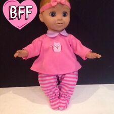 """17"""" Dolls Clothes fits Luvabella fits Baby  Born Dolls. Dolls outfit."""