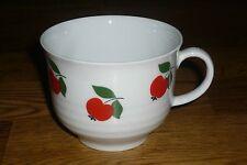 1 Kaffeetasse  Seltmann Weiden  Bavaria   Roter Apfel
