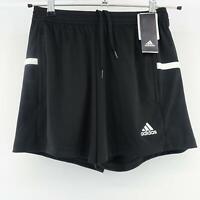 NWT Women Adidas Climacool Black Athletic Training Shorts Size Small Performance