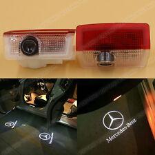 2x LED Door Laser Ghost Shadow Light for Mercedes-Benz E W212 E320 E350 E63 E550