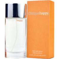 Clinique Happy Cologne Women Perfume Eau De Parfum Spray 1 1.7 3.4 oz Fragrance