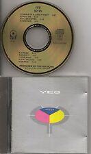 CD ALBUM 9 TITRES--YES--90125--1983