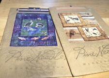 Pine Needles ~ (Lot 2) Quilt Patterns
