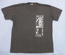 FRONT 242 T-Shirt Größe M NO SEX UNTIL MARRIAGE EBM electro Nitzer Ebb FLA RAR