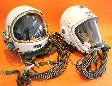Surplus Flight Helmet High Altitude Astronaut Space Pilots Pressured Two Helmet