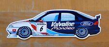 Ford Mondeo Valvoline Radisich / Robertson BTCC Race Motorsport Sticker / Decal