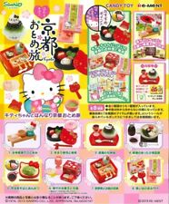 Re-Ment Miniature Sanrio Hello Kitty Relaxation Day Full set of 8 pieces
