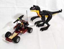 7474 Urban Avenger vs. Raptor - LEGO Dinoo Attack Set - 100% Complete