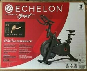 💥New💥Echelon Connect Smart Indoor Exercise Bike Sport Peloton 💪💪 FAST SHIP!