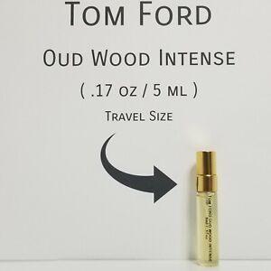 TOM FORD ~ OUD WOOD INTENSE ~ EAU DE PARFUM  ( 5ml / .17oz )
