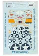 Microscale Decals 1:72 US Army Bomber WWII 72-281