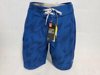 Under Armour Mens UA Reblek Swimwear Boardshorts Swim Trunks Shorts NWT Blue 36
