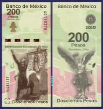 MEXIKO / MEXICO  200 Pesos 2008 / 2010 UNC  P.129 a