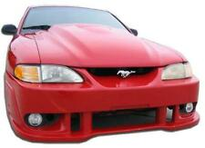 KBD Body Kits Spy 2 1 Pc Polyurethane Front Bumper For Ford Mustang 1994-1998