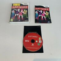 Ubisoft Just Dance Video Game for Nintendo Wii FAST POSTAGE