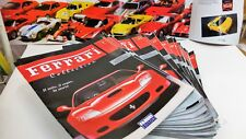 51 ACOMPTES PROVISIONNELS FERRARI COLLECTION 1:43 FABBRI EDITORI