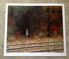 Eva by Aron Wiesenfeld Rare Limited Edition Sold Out Art Print Wedding Party