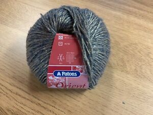 Clearance Sale  PATONS Orient 50g DK( Shade 00015  Lot 87809 )